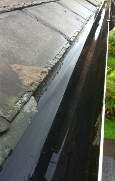 Gutter Cleaning throughout the Newcastle